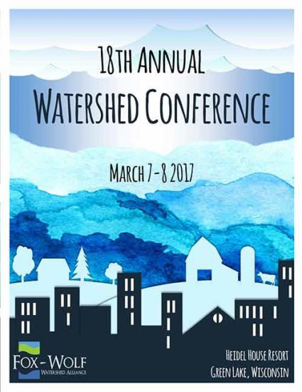 Click here for Watershed Conference Details