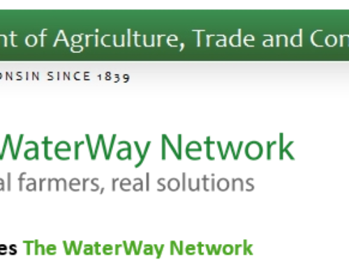 Discovery Farms – Waterway Network