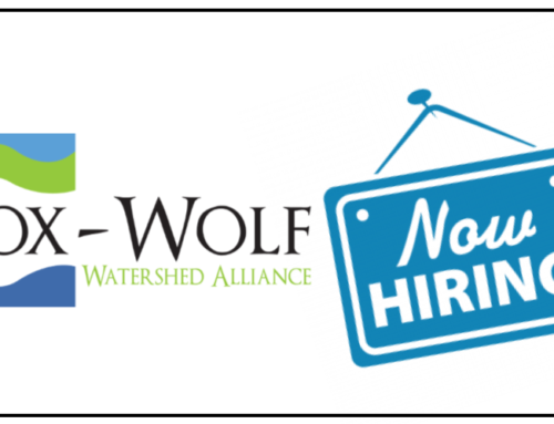 FWWA is hiring a Project Assistant for the Winnebago Waterways Lake Management Planning Effort