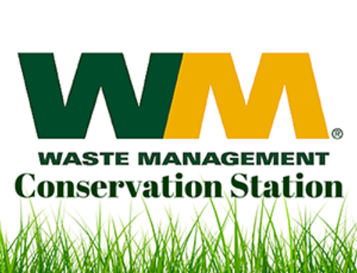 Waste Management Conservation Station @ Walleye Weekend