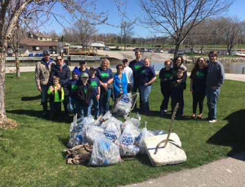 2017 Cleanup a HUGE Success!