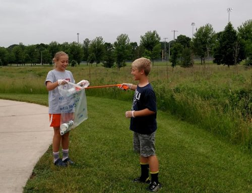 FWWA Teaches Environmental Lessons at Appleton Summer Camp