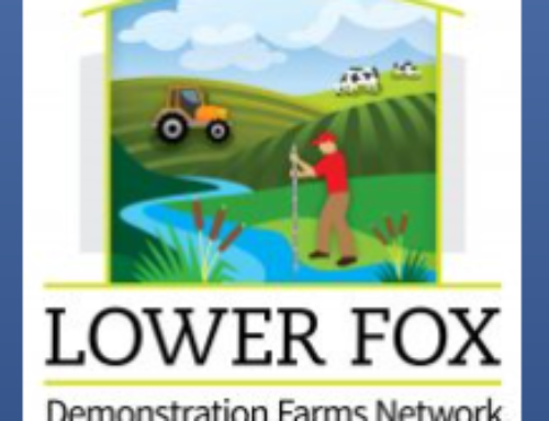 Lower Fox Demonstration Farms Network – Project Updates