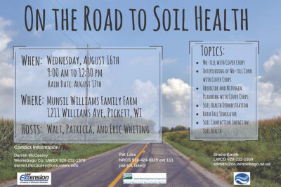 Soil Health Field Day 2017