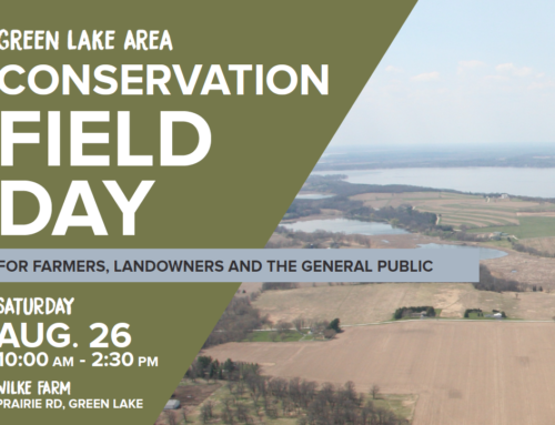 Green Lake Area Conservation Field Day – August 26th, 2017