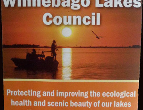 Winnebago Lakes Council Passes the Torch