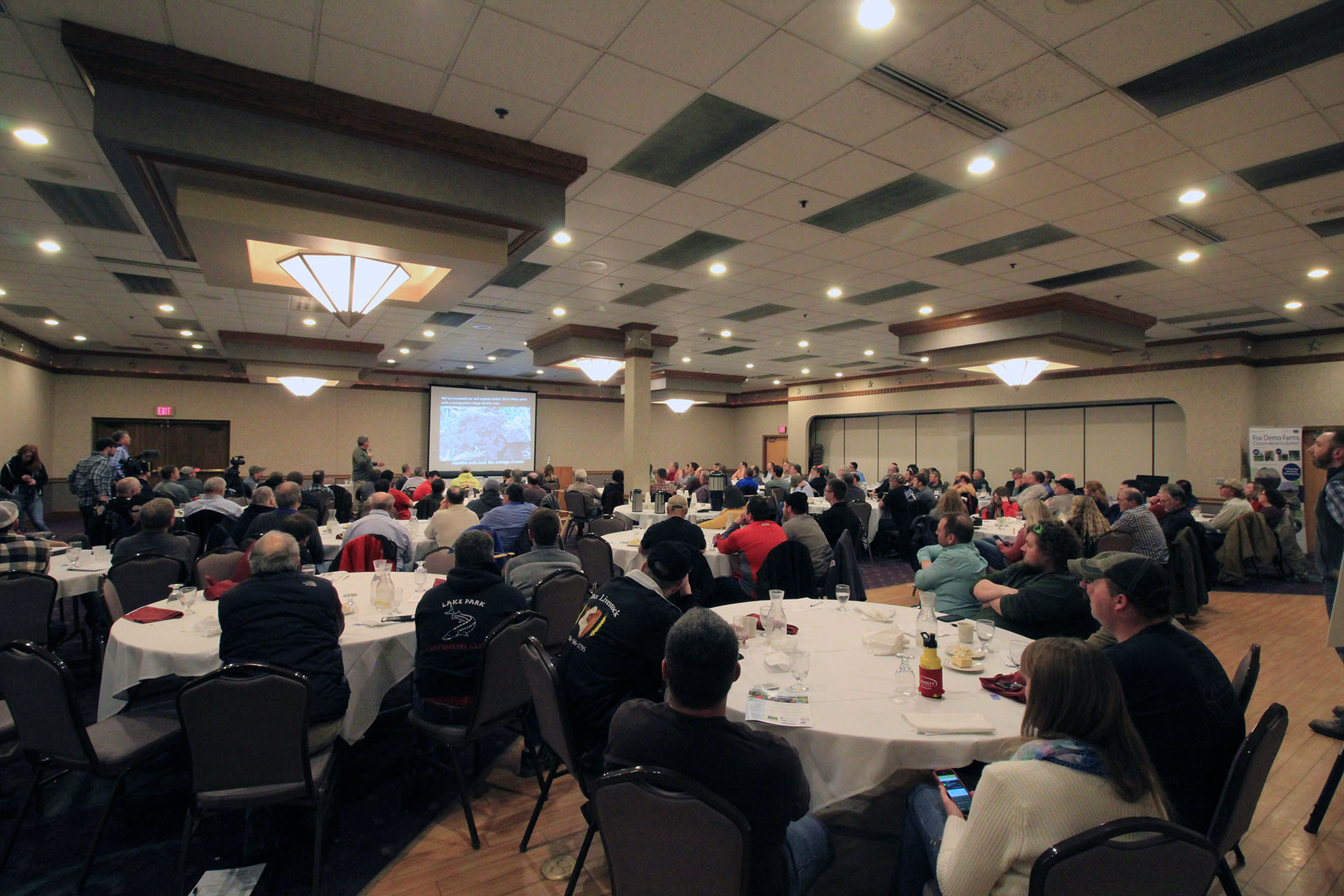 3rd Annual Fox Watershed Farmer Roundtable